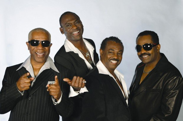 Kool & Gang find a nice fit with hard rock