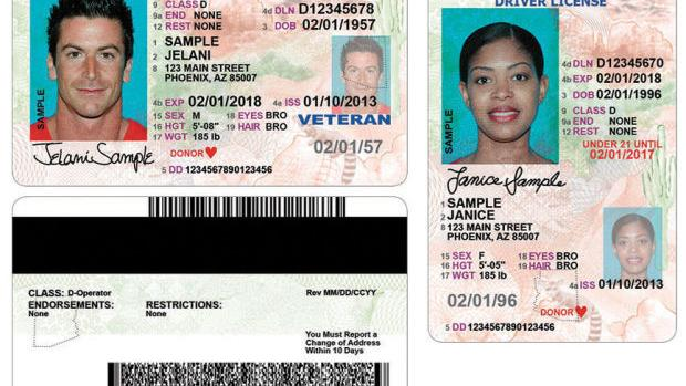 need a new nc drivers license