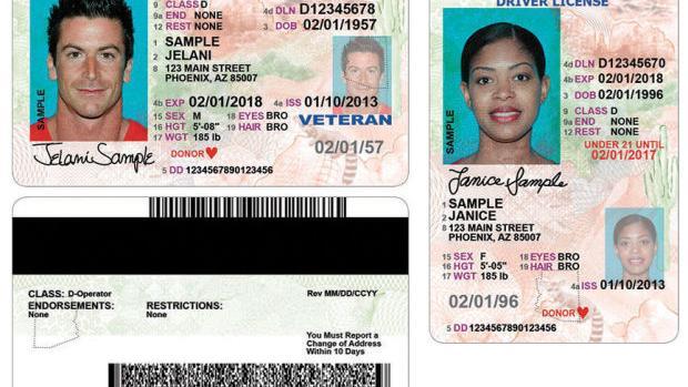 new kentucky veterans drivers license