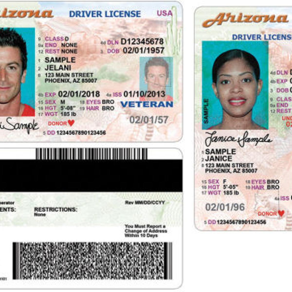 texas drivers license resident alien