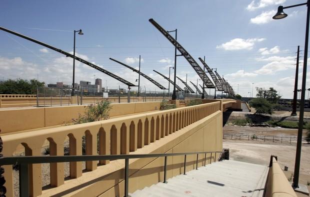 Bridge art spotlights history