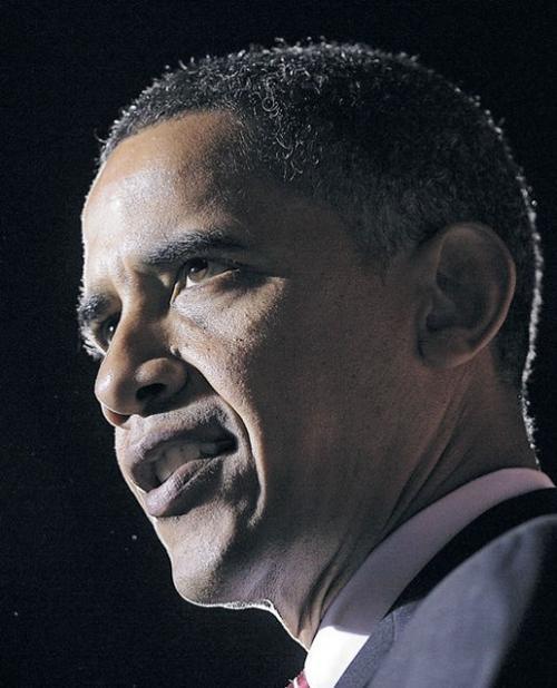 Barack Obama for president