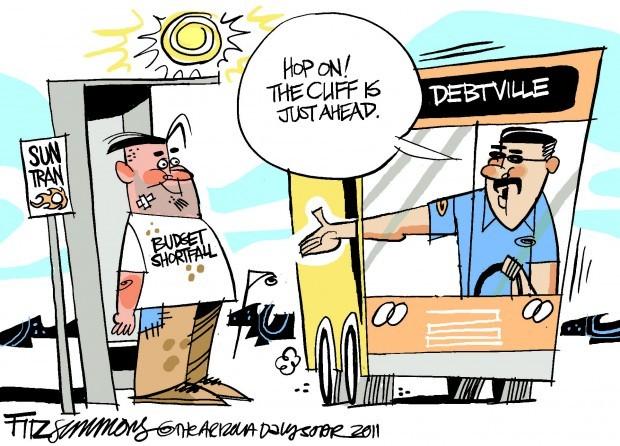 Cartoon Caption Contest: Week of May 2, 2011