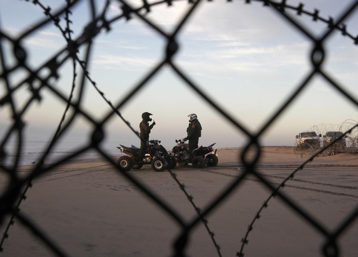 U.S./Mexico Border (Spanish)