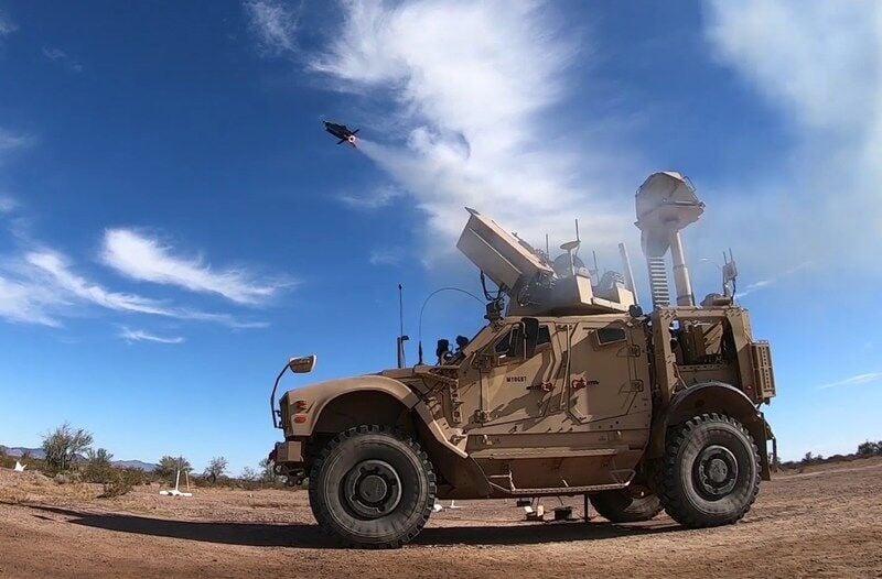 Raytheon Coyote Block 2