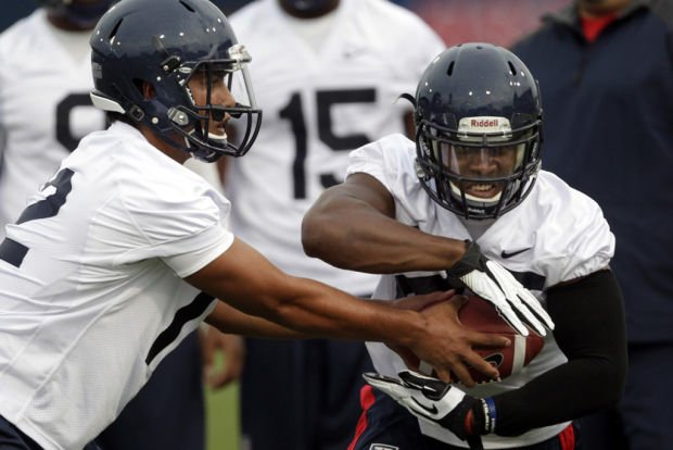 Arizona football: Early jitters for Arizona