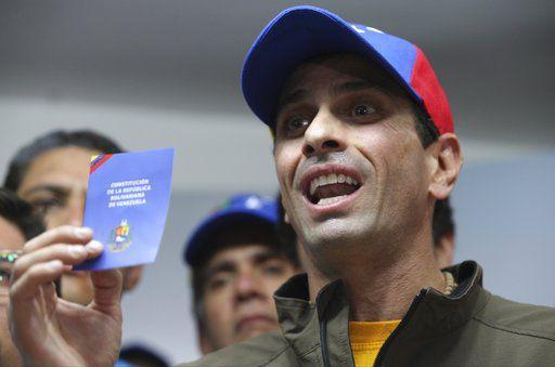 Henrique Capriles LE