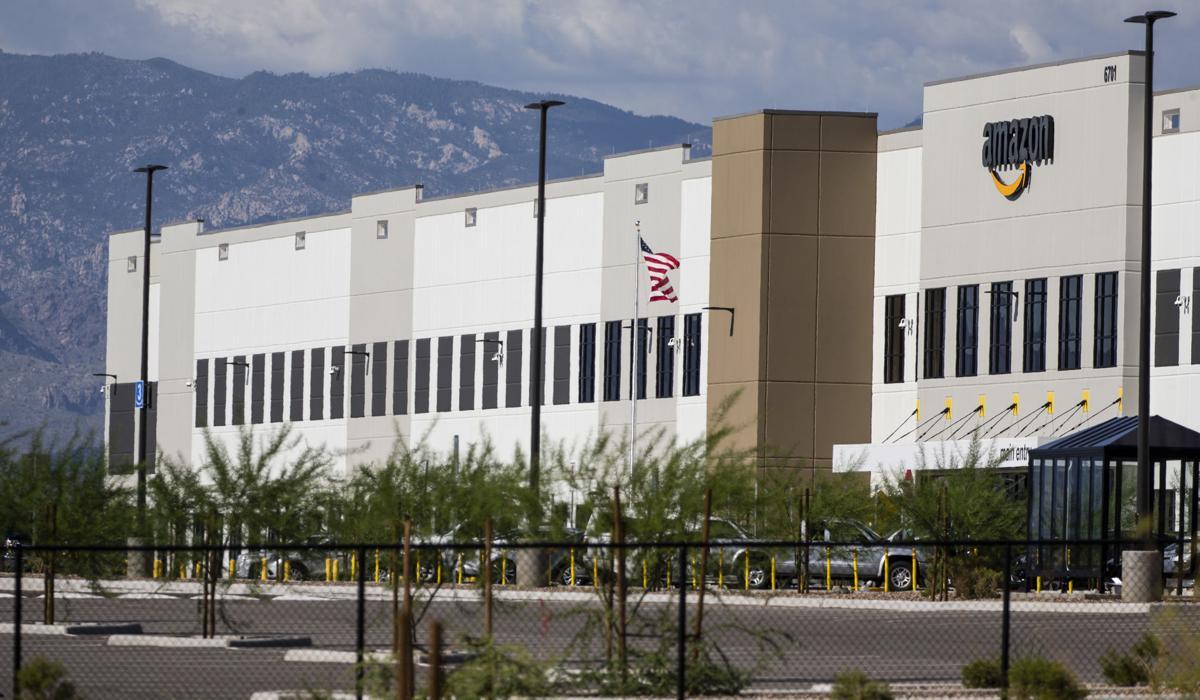 Amazon hiring 1,500 for new fulfillment center in Tucson