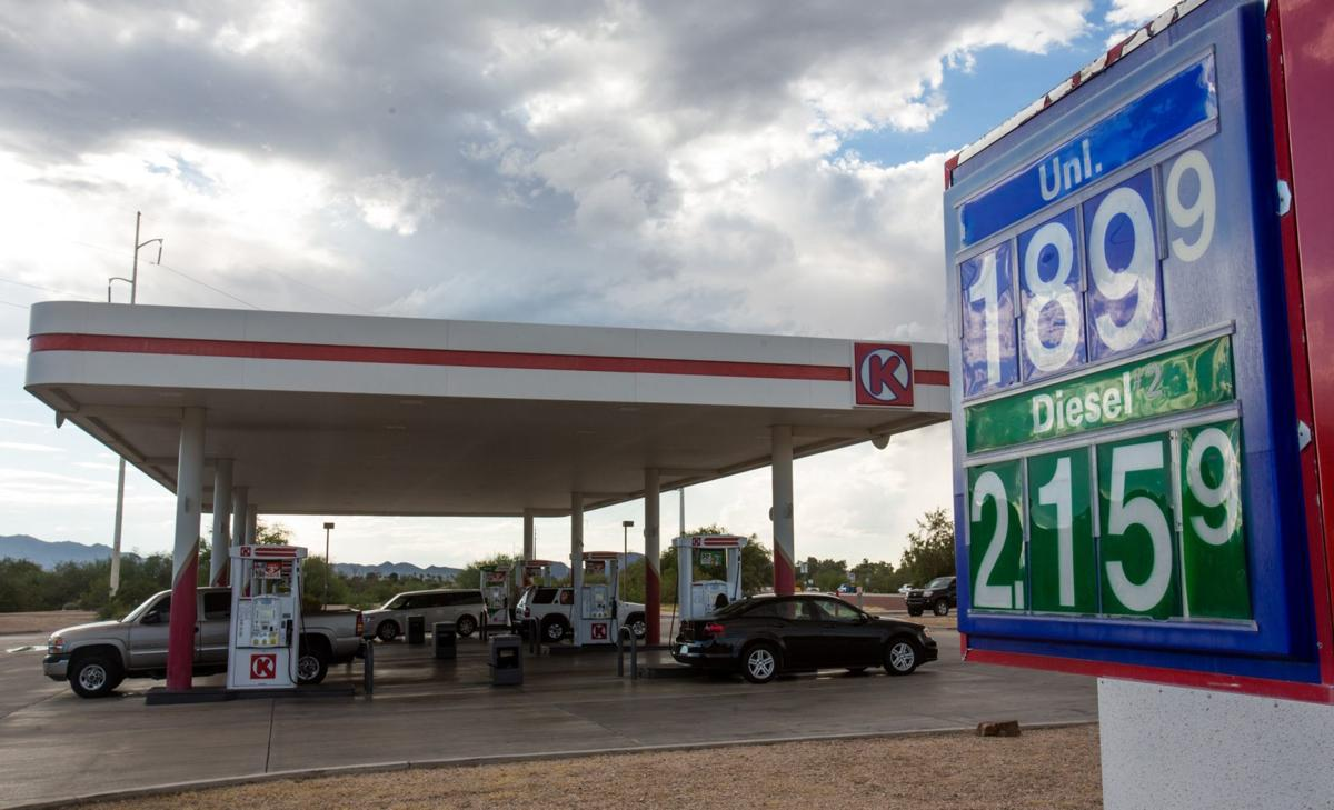 Arizona Lawmaker Proposes Raising Gasoline Tax To Fund Road Construction Repairs Local News Tucson