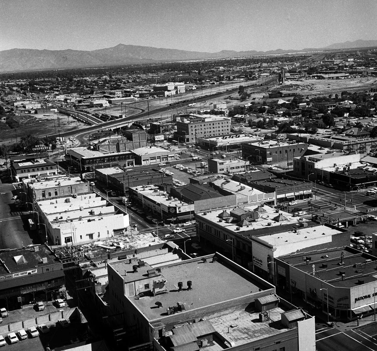 Tucson real estate downtown plaza nets 8 7 million for 1801 avenue of the stars 6th floor