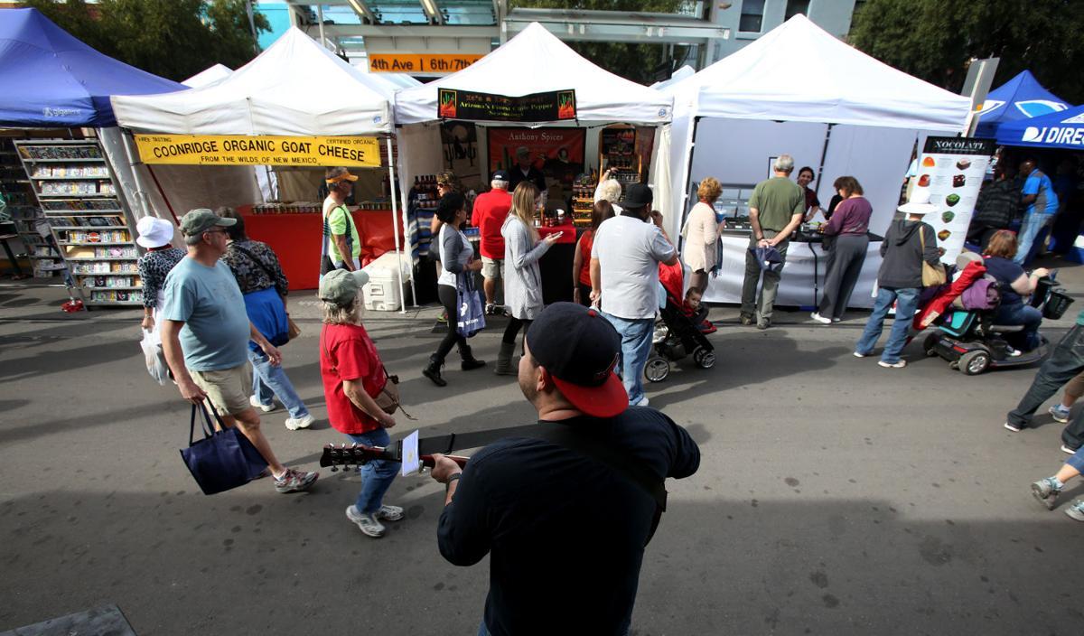 Fourth Ave Winter Street Fair