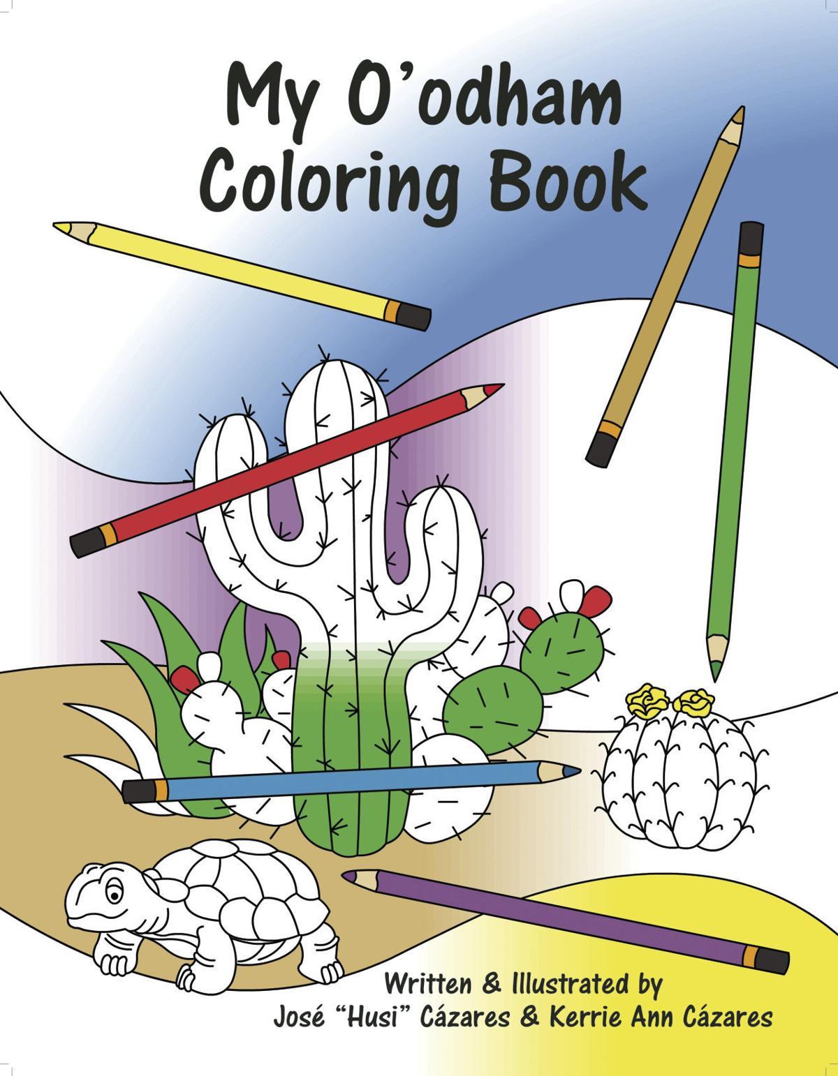 My O'odham Coloring Book