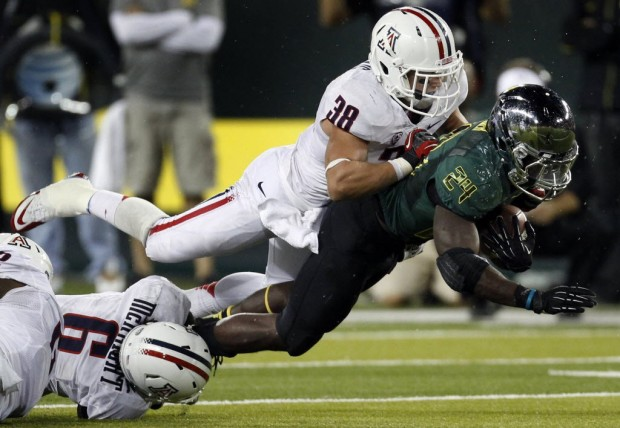 Arizona football: Tevis recovers for starting job against UCLA