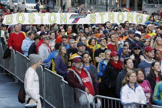 Boston Marathon bombings, one year later