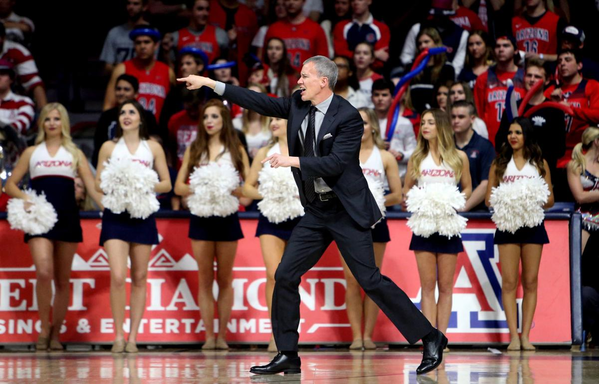 Arizona Basketball Schedule 2020-21 Pac 12 basketball teams must limit cupcakes starting in 2020 21