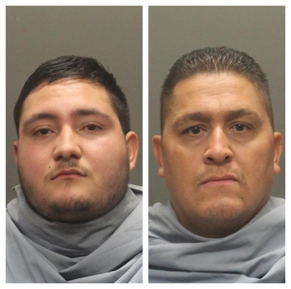 Mug shot of prison guards arrested in Tucson