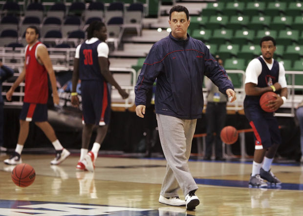 NCAA tournament West region: No. 6 Arizona vs. No. 11 Belmont: It's the place to be