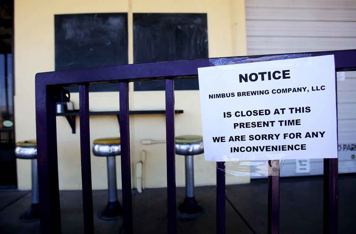 Nimbus Brewing Co. closed