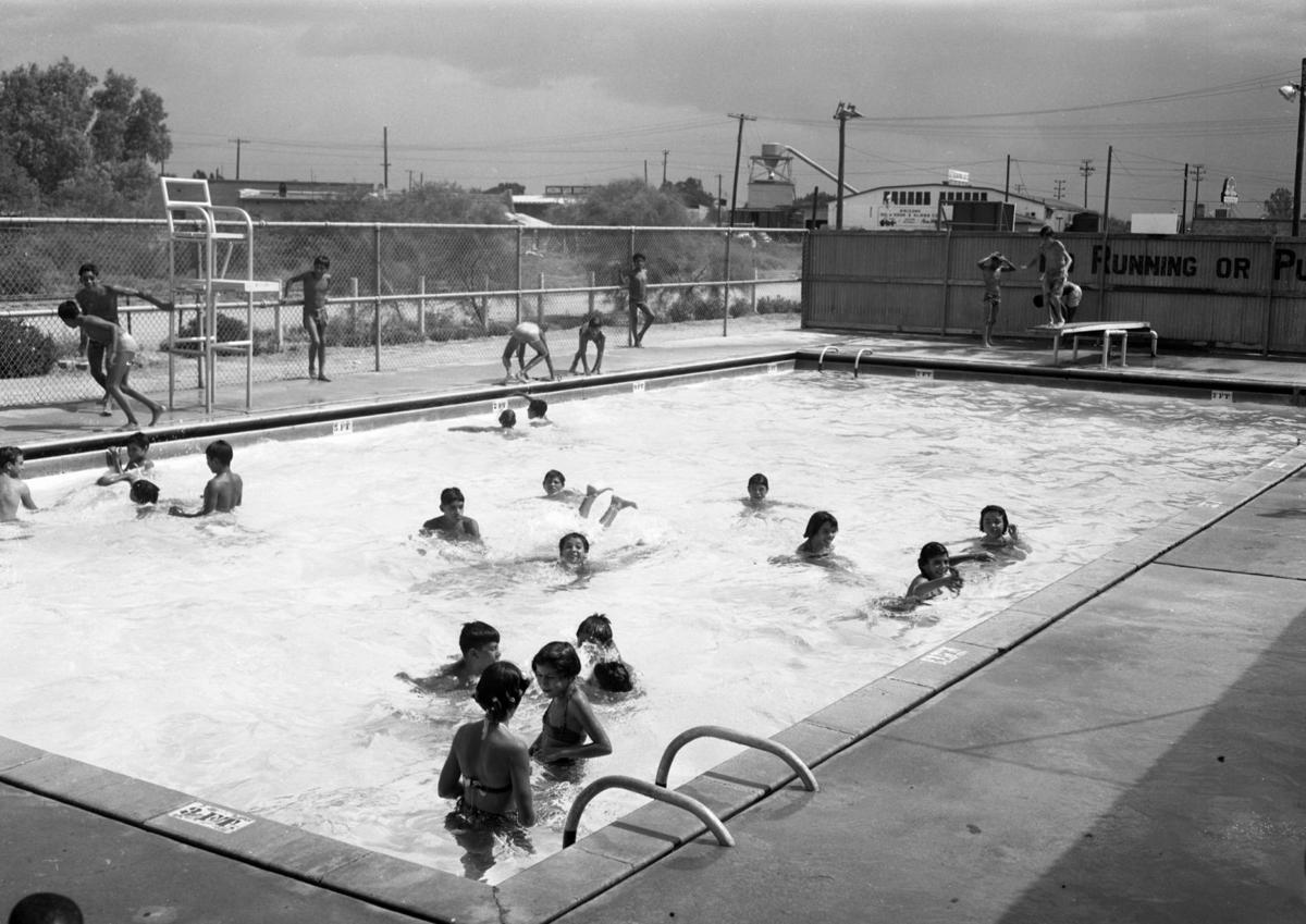 Oury Park Pool