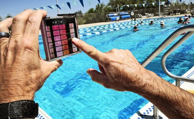 Pima County inspectors work to keep pools clean for summer
