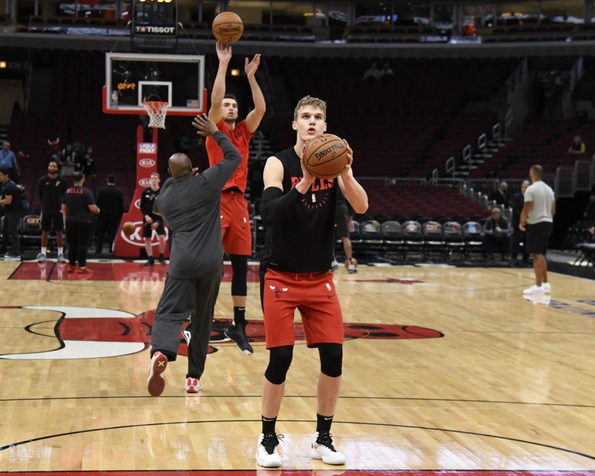 Bulls Expect Lauri Markkanen To Make Season Debut Tonight In Houston