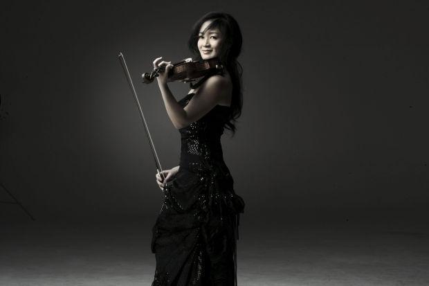 Violinist Chee-Yun