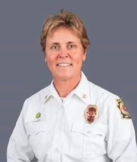 Fire Chief Cheryl Horvath
