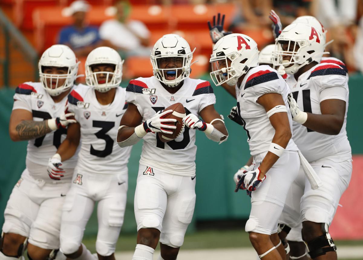 Arizona Hawaii Football
