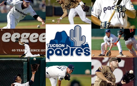Tucson Padres: Robertson happy he's on a field, not at desk