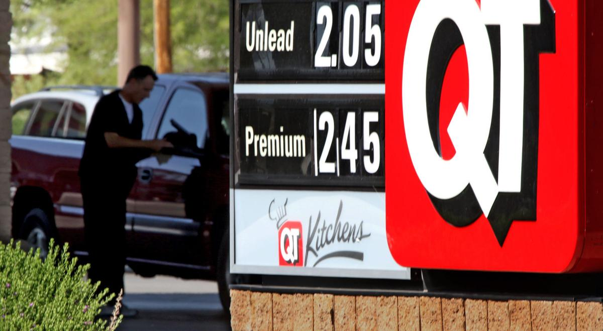 Gas Prices Tucson >> Gas Prices Surge But Are Well Below Last Year News About Tucson