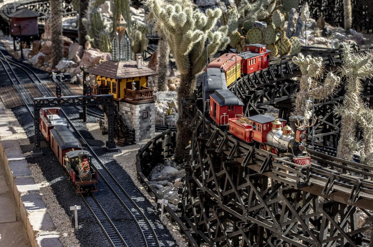 Cholla Patch Railroad