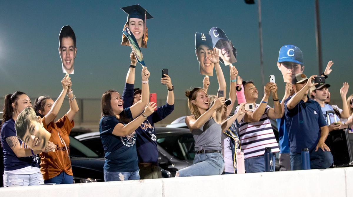 Cienega HS graduation at Tucson Dragway