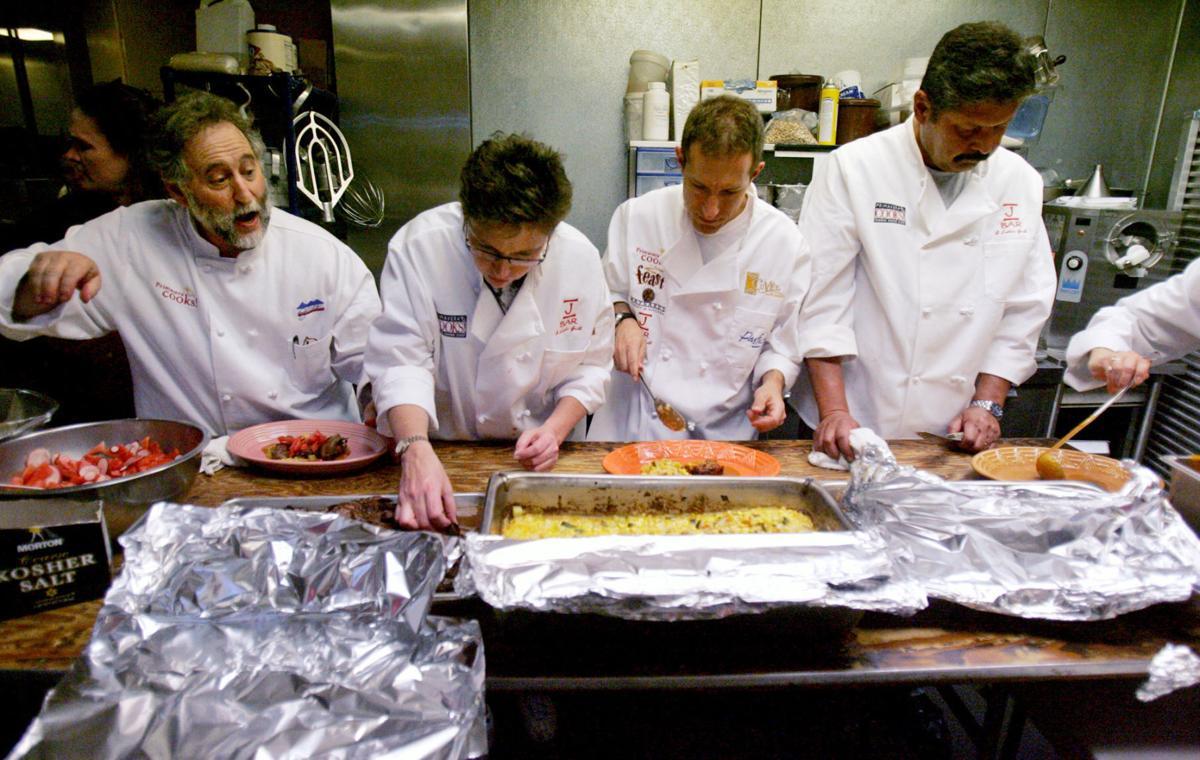 Tucson chef Janos Wilder