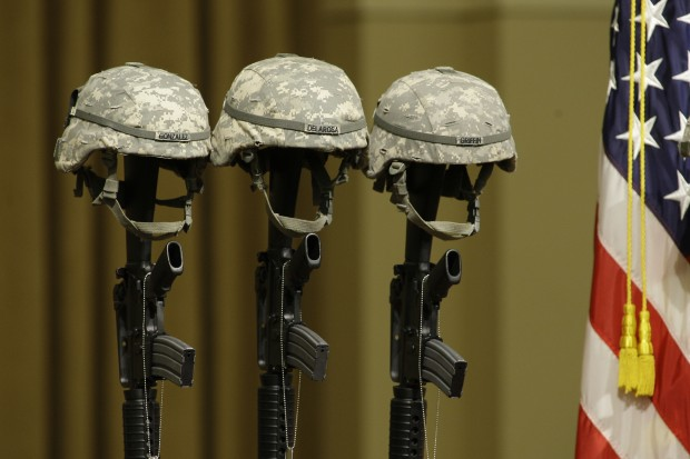 US helmets' blast-protection weak    (copy)