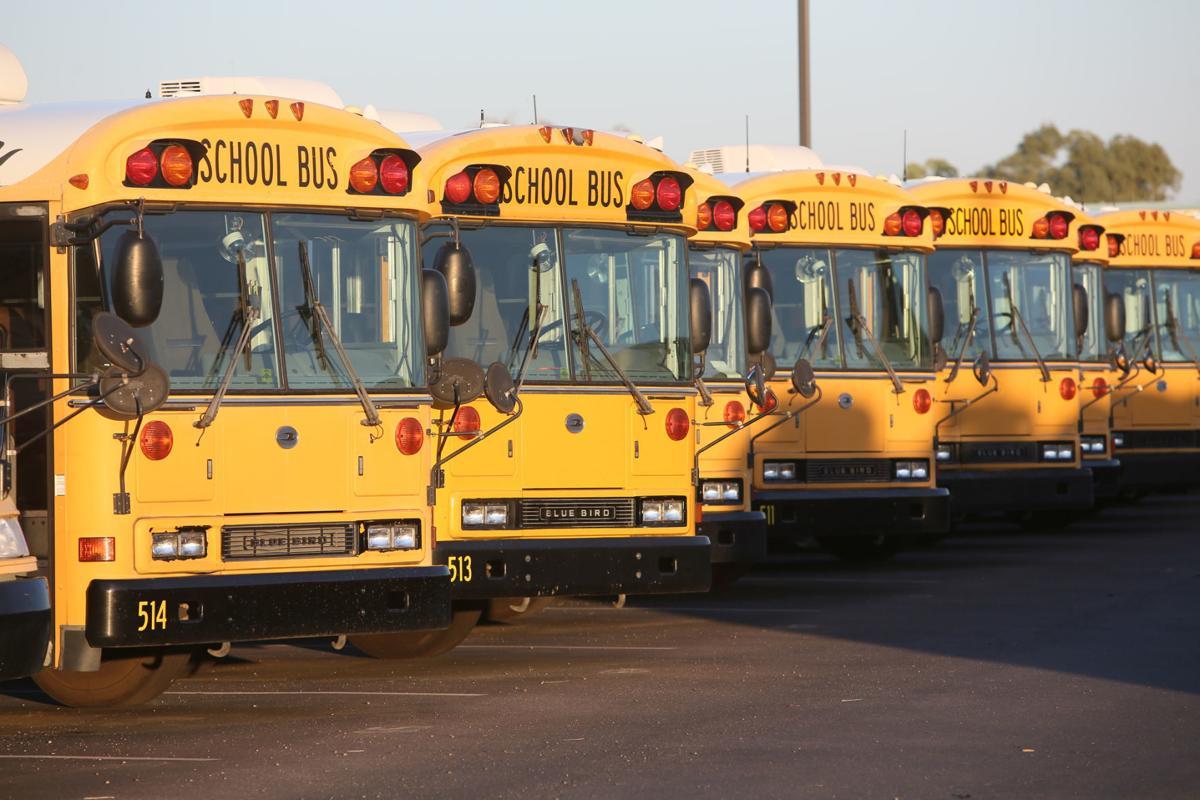 TUSD school buses