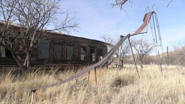 Ruby Mining Site Endures As Well Known Ghost Town Local