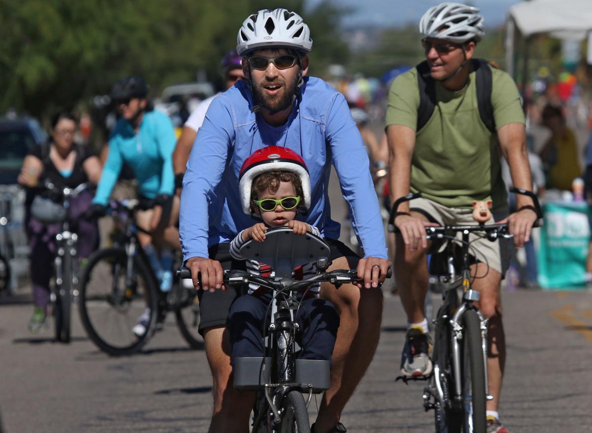 Cyclovia in Tucson