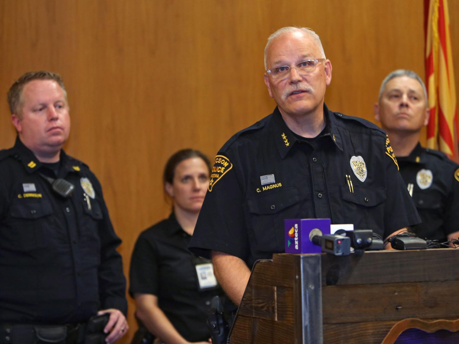 Tucson Police Arrest 3 Employees Patron Of Hi Fi Kitchen Downtown Local News Tucson Com