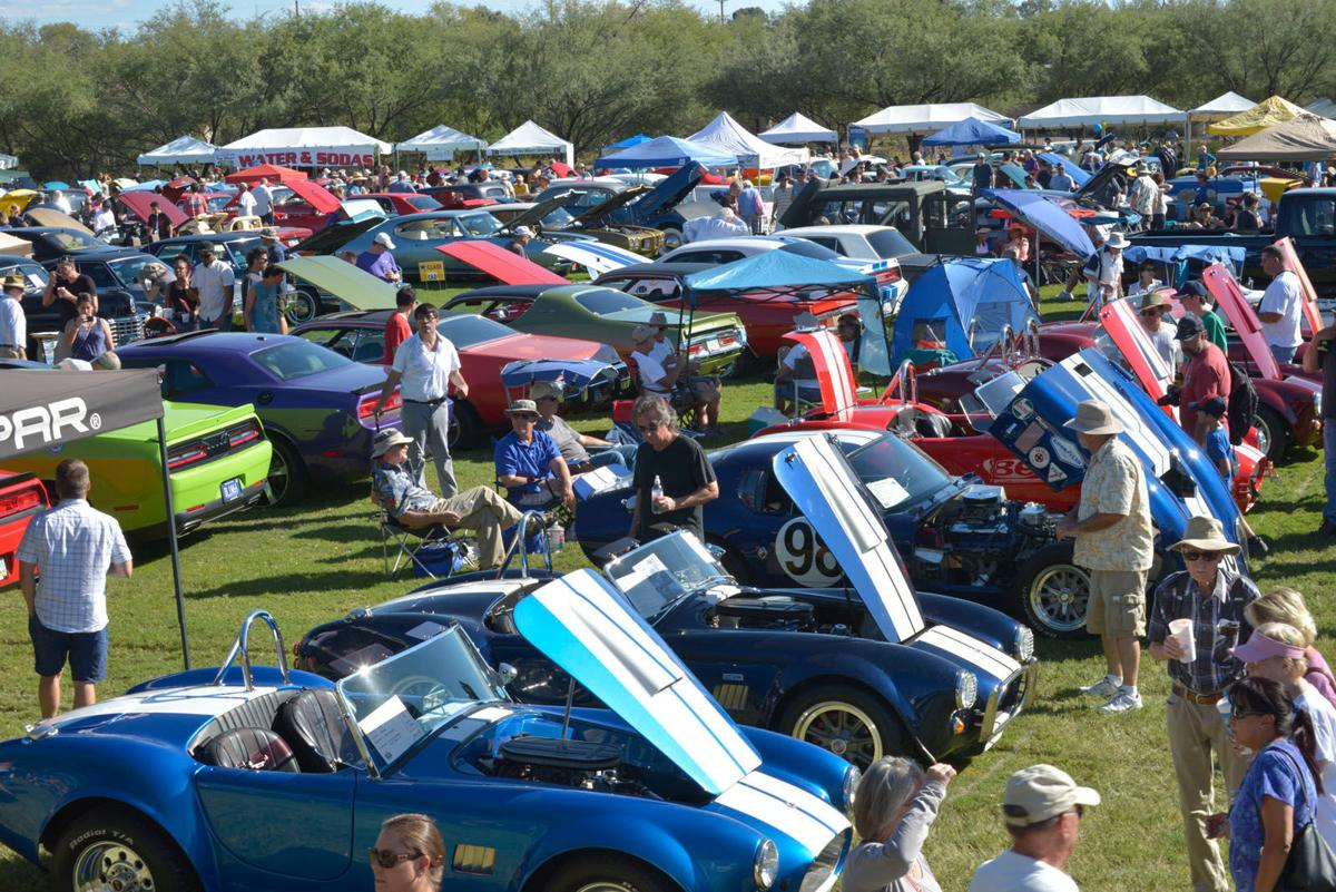 Rotary Club Selects Charities To Benefit From Car Show Local - Car show tucson today
