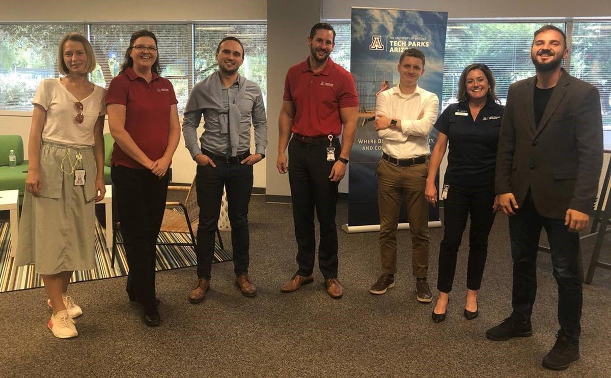 Tucson Tech: UA incubator hosts foreign entrepreneurs