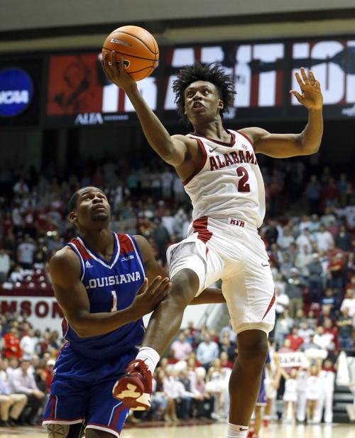 Louisiana Tech Alabama Basketball