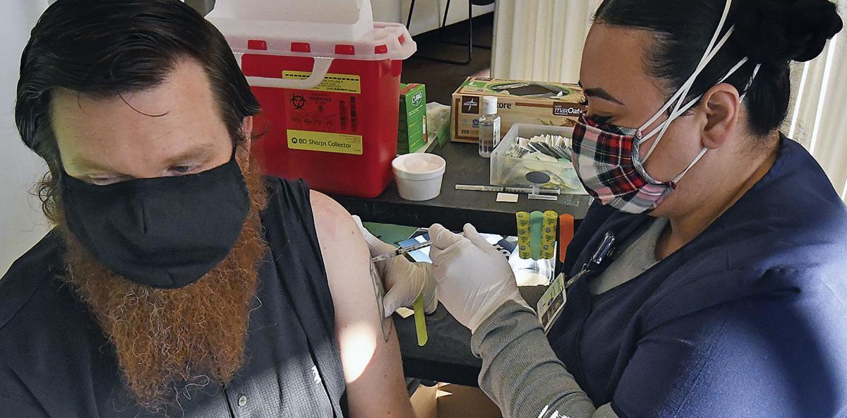 Virus Outbreak Arizona