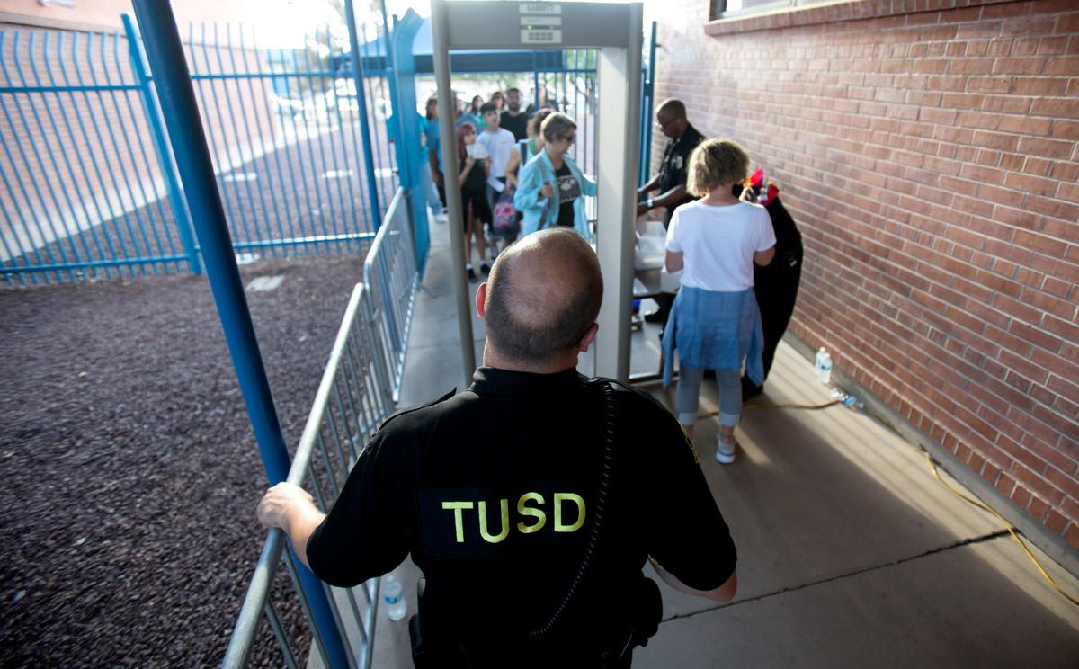 TUSD safety officers