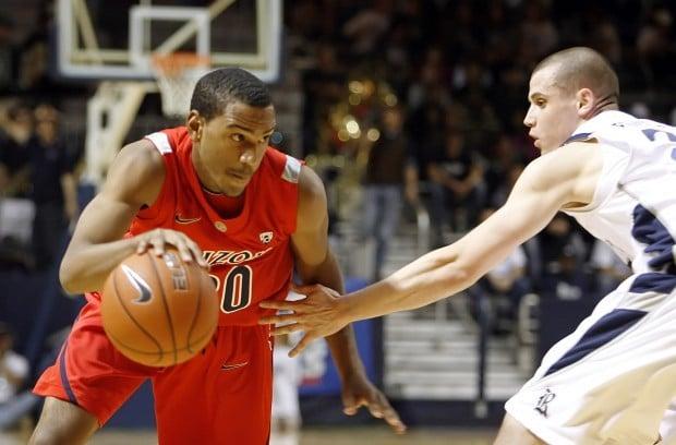 Arizona vs. Rice basketball