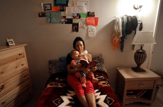 Tucson kids pay poverty's high price