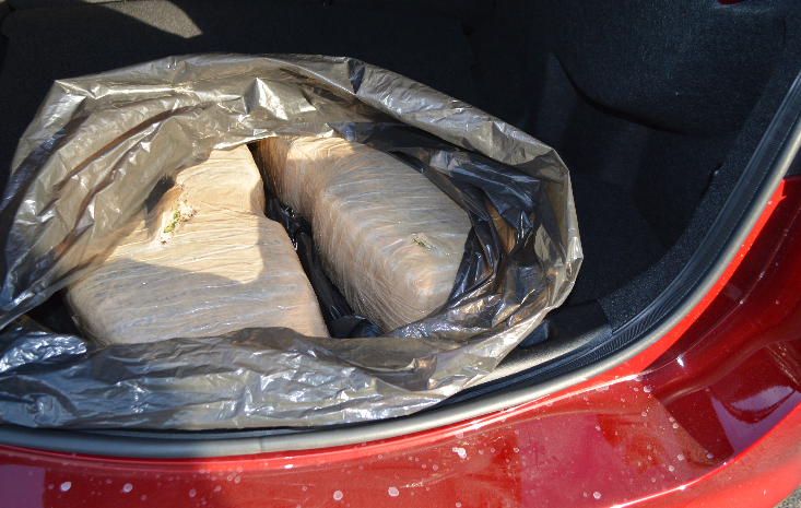 Pot found in Ford Fusions in Minnesota