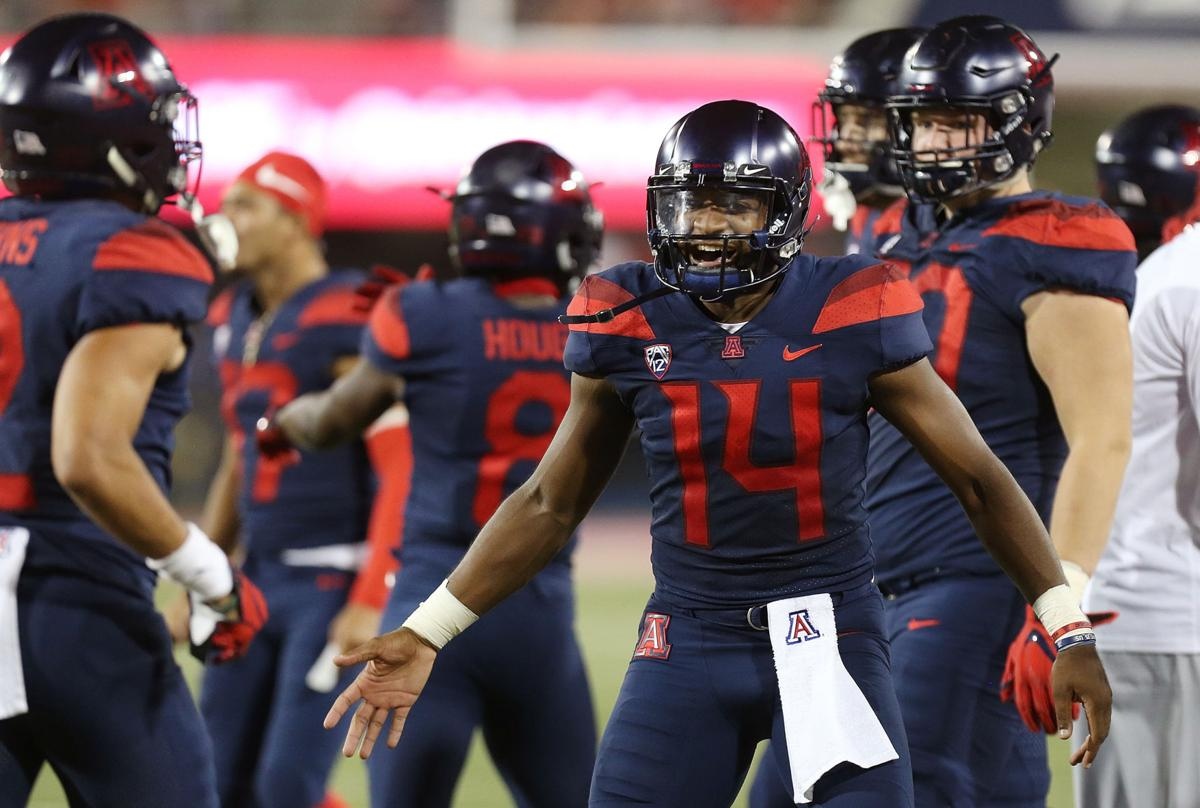Arizona Wildcats vs. Southern Utah Thunderbirds college football