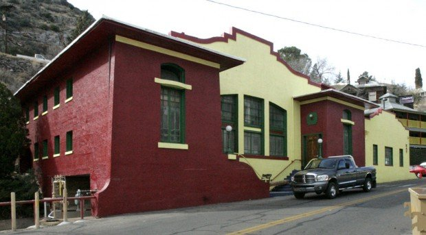 Bisbee Royale remaking itself