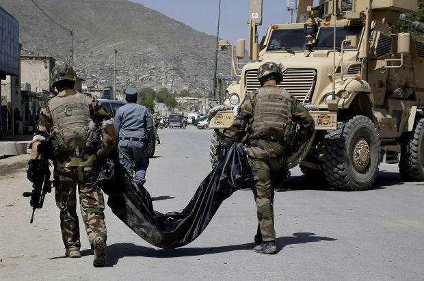 6 Americans among 15 dead in Kabul blast