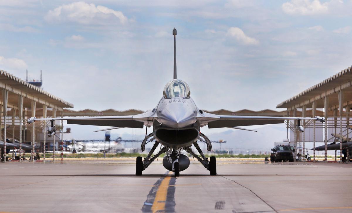 162nd Wing / Arizona Air Guard (copy)